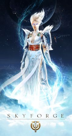 Skyforge - Become А God in this AAA Fantasy Sci-fi MMORPG