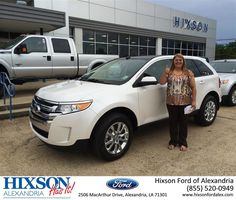 https://flic.kr/p/PuAYbk | #HappyBirthday to Lisa & James from Kristen Gibson at Hixson Ford of Alexandria! | deliverymaxx.com/DealerReviews.aspx?DealerCode=UDRJ