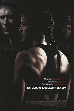 Million Dollar Baby movie posters at movie poster warehouse movieposter.com