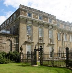 Petworth House West Sussex England by lisacn on Flickr.Section of Petworth House - West Sussex.