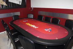 Tavoli poker texas con sedie e chips offertissima 3