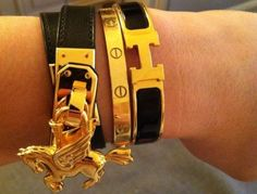 Cartier, Hermes....aaaahhh one day