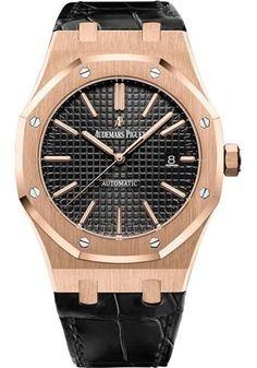 Audemars Piguet - Royal Oak Self Winding 41mm - Pink Gold Watch 15400OR.OO.D002CR.01.A