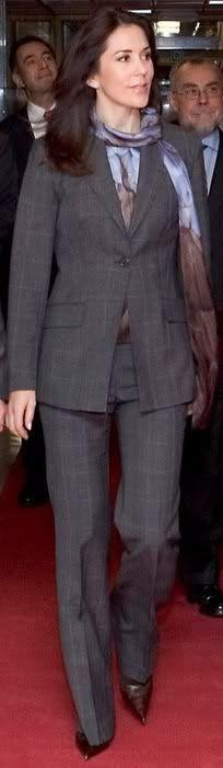 Mary, Crown Princess of Denmark, Countess of Monpezat (2006).