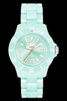 Ice Watch in blue green may win out over the swatch....I gotta have it.