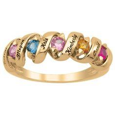 Family Rings. <3