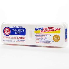 """Eggland's Best - #1 Best Dairy product in the Better Homes & Gardens """"Best New Product Awards"""" 2012!!"""