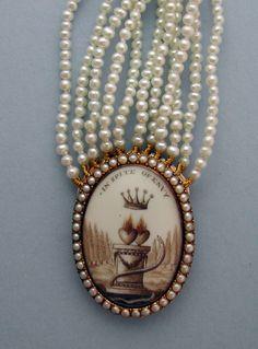 In Spite of Envy Neoclassical Sepia Bracelet <3