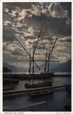 Barque du Léman  PK_001429