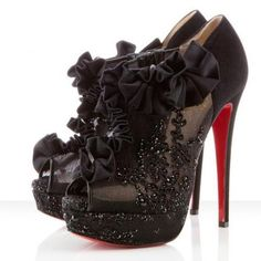 Christan Louboutin Maggie by far my favorite pair to own!!