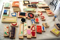 M J Bronstein collaborative printing cmca art 5 Looks like super fun! Projects For Kids, Diy For Kids, Art Projects, Crafts For Kids, Toddler Activities, Activities For Kids, Handmade Stamps, Stamp Printing, Preschool Art