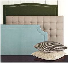 Upholstered Headboard, Romantic Decoration for Your Bed : How To Make An Upholstered Headboard