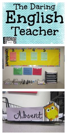 Organizing a student information center. Ideal for secondary.