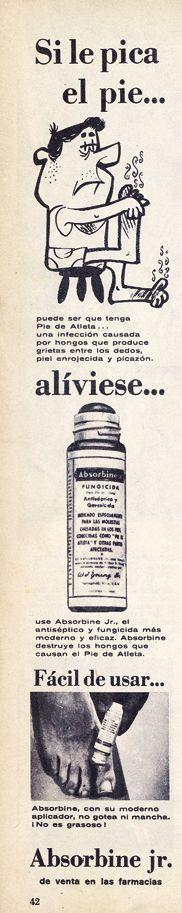 absorbine 1963