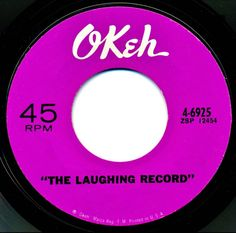 The OKeh Laughing Record (Unknown Artists)