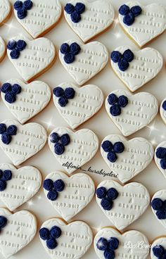 Nişan,söz kurabiyeleri Christening Cookies, Sugar, Weddings, Desserts, Food, Cookies For Wedding, Sugar Paste, Meal, Wedding