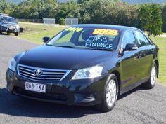 2010 Toyota Aurion Sedan | Cars, Vans & Utes | Gumtree Australia Cairns City… Australia Cairns, Toyota, New And Used Cars, Vans, City, Vehicles, Van, Rolling Stock