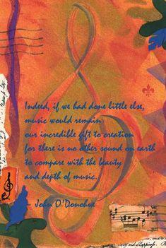 Music - John O'Donohue