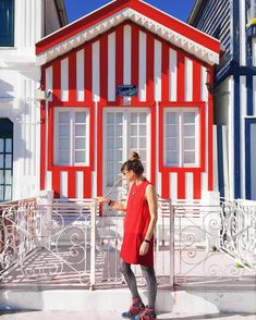"""2,612 Likes, 154 Comments - l e a h (@sardinesplease) on Instagram: """"Another one from Aveiro. Can't get enough of those candy stripes - especially the red! I love…"""""""