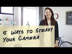 (5) 5 Ways to Stabilize Your Camera -- Easy & Effective! - YouTube