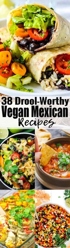 Viva vegan 200 authentic and fabulous recipes for latin food if you like mexican food you will love these 38 vegan mexican recipes we forumfinder Choice Image