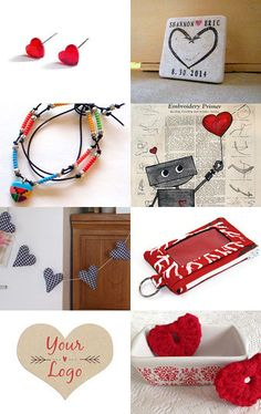 Hearts for Team Serenity by Diana on @Etsy