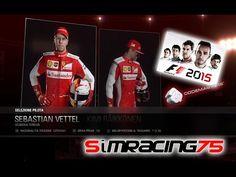 F1 Codies 2015: ultimo giro, auto distrutta! - YouTube