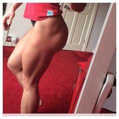 8 Muscles That Deserve Attention - Spot Me Girl #glutes #abs #femalefitness #girlswithmuscle #spotmegirl