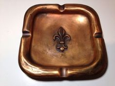 Vintage Copper Ashtray ****NO RESERVE****