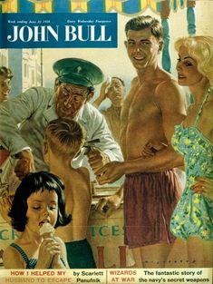 John Bull, June 1956