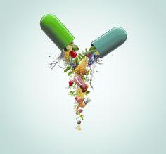 Vitaminas y minerales: el poder de los micronutrientes