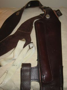 Shoulder Holster 4336 Gould & Goodrich ? Pistol Available In Store Today @