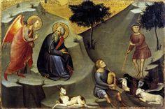 Annunciation to Joachim Bartolo di Fredi