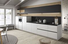 Cucine design economiche: alto design accessibile con First | Snaidero