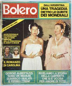 Bolero - Cover - July 2, 1978 - Princess Caroline and Princess Grace
