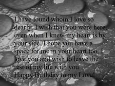 Heart-Touching Happy Birthday Wishes for a Long-Distance Boyfriend Birthday Letter For Girlfriend, Happy Birthday Boyfriend Message, Birthday Wishes For Boyfriend, Birthday Quotes For Him, Birthday Wishes Quotes, Happy Birthday Teacher Wishes, Happy Birthday Messages, Happy Birthday Images, Boyfriend Poems