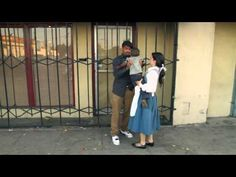 Beauty and the Beat by Todrick Hall. A black version of beauty and the beast, it's hilarious!!!