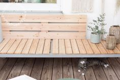 Die 23 Besten Bilder Von Gartenlounge Selber Bauen Backyard Patio