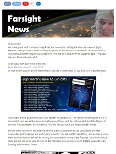Check out this Mad Mimi newsletter - Farsight Institute
