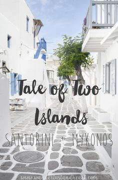 What is the hype about Mykonos? Find out why we really enjoyed our time on Greece's most popular island! - Pursuing Lovely (formerly Wanderlust & Heart) Paros, Europe Travel Tips, European Travel, Places To Travel, Travel Destinations, Travel Guides, Greece Vacation, Greece Travel, Greece Trip