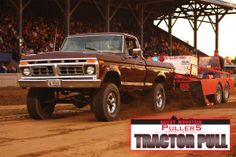 RMPA Tractor Pull Year-end Shootout on Aug. 31 at #EISF2014 #FeedYourNeedForAdrenaline