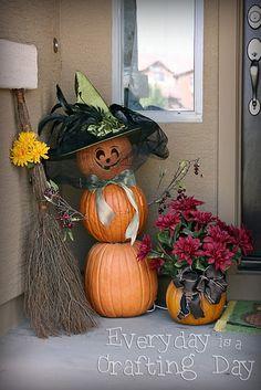 I love halloween ideas