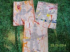 17ème semaine des petites sections Petite Section, La Promenade De Flaubert, Art Plastique, Ps, Blog, Album, Father's Day, Preschool, Green