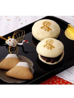 こだわり食材で贈る2つの祝い菓子