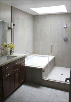 47+ Wonderful Bathroom Shower Tile Ideas That Will Enhance Your Bathroom 6 - decorhomesideas #bathroom#bathroomshower#bathroomideas