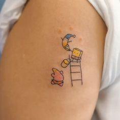 Mini Tattoos, Dainty Tattoos, Body Art Tattoos, Finger Tattoos, Unique Tattoos, Funny Tattoos, Cute Tattoos, Tattoos For Guys, Tattoos For Women