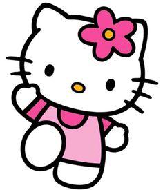 Hello Kitty Silver W//4D Puffy Topper Chopsticks