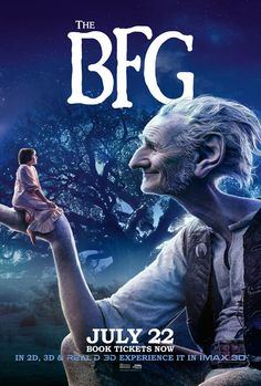The BFG - Movies For Juniors