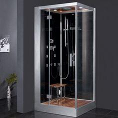 Ariel Platinum DZ960F8 L Steam Shower 39.3x35.4x89.2 - Mega Supply Store