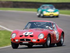 Ferrari GTO e GTS 1